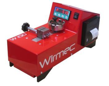 Træk tester-W100